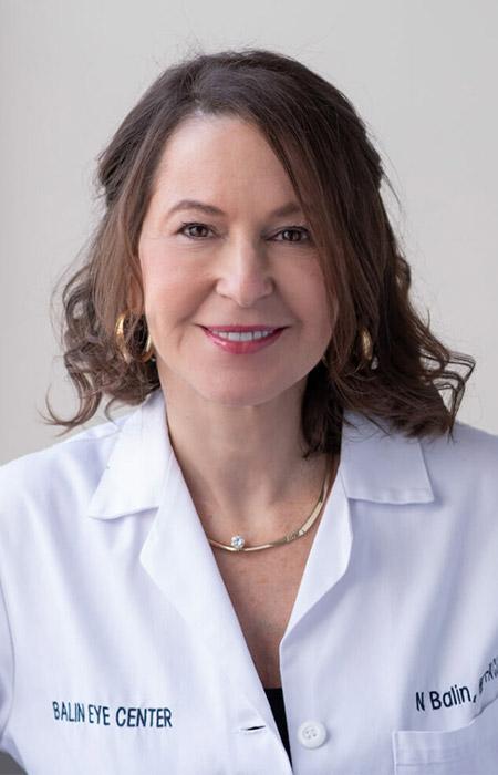 Nancy Balin headshot, Cataract and laser center west, eye doctor western ma