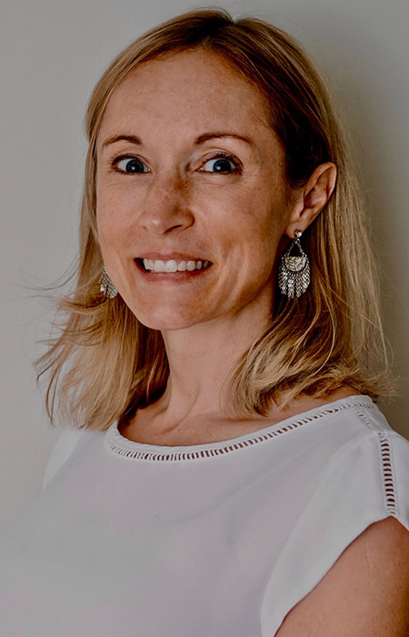 Sarah Hanson headshot, Cataract and laser center west, eye doctor western ma